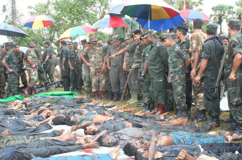 Brazil lawsuit accuses Jagath Jayasuriya of war cimes